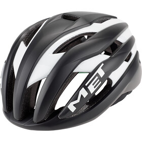 MET Trenta Casco, black/white